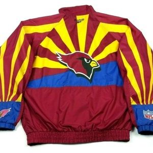 Vintage Reebok Pro Line Arizona Cardinals Jacket